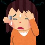 片頭痛で吐き気を催す原因は?治し方とよく効くツボを紹介