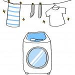 洗濯機のカビ掃除の仕方。重曹を使った嫌な臭いを取る方法