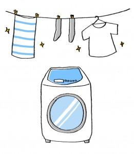 洗濯機掃除