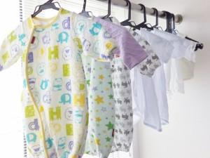 子供服衣替え
