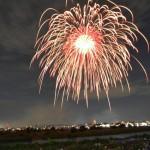 猪名川花火大会2016の日程と場所!穴場スポットは五月山