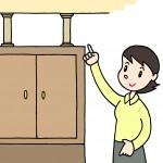 地震対策!家具や食器棚。最低限必要な持ち物は何?